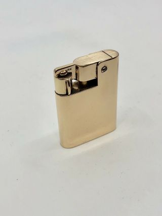 Vintage Lighter 14k Solid Yellow Gold 41.  1 Grams 3