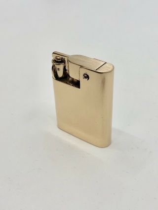 Vintage Lighter 14k Solid Yellow Gold 41.  1 Grams 4