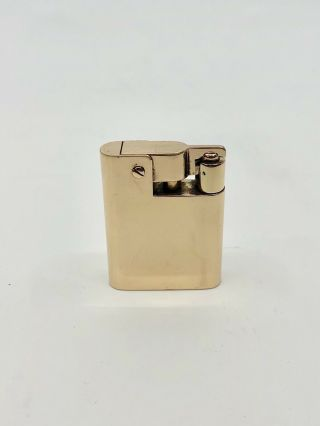 Vintage Lighter 14k Solid Yellow Gold 41.  1 Grams 5