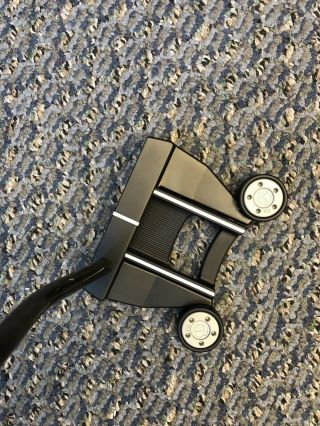 Scotty Cameron Putter,  T6m,  Tour Use Only,  Black,  35 Inch,  Rare,  Authentic