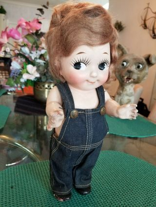 Composition Buddy Lee Betty Lee Doll All Very Rare