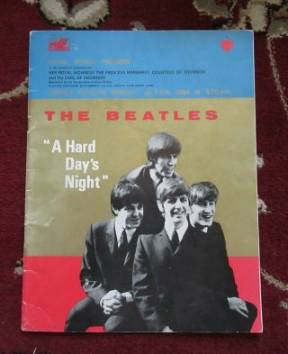 Beatles Vintage 1964 Uk