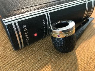 Unsmoked Dunhill Longitude Limited Edition Shell Briar (1179 Of 2000),  Rare
