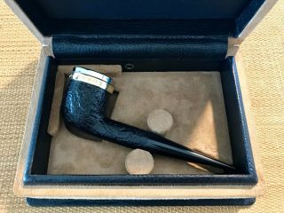 UNSMOKED DUNHILL LONGITUDE LIMITED EDITION SHELL BRIAR (1179 OF 2000),  RARE 2