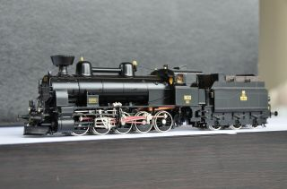 Micro Metakit 98803h Brass Austrian Bbo Rh 180.  142 Steam Engine Rare