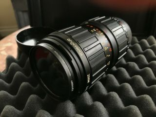 Angenieux 35 - 70mm F2.  5 - 3.  3 2x35mm Rare Macro Lens In Leica R Mount