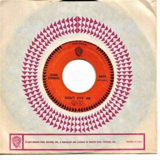 Northern Soul 45 Joanie Sommers Don