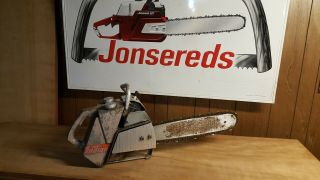 Indian Power Bee West Bend Vintage Chainsaw Go Cart Kart Hot Race Saw Big Cc