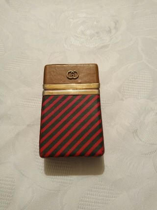 Antique Gucci Cigarette Case