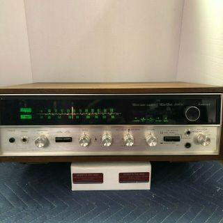 Sansui 5000x Vintage Stereo Receiver - Serviced - Cleaned -