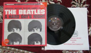 Beatles 1964 Us Stereo