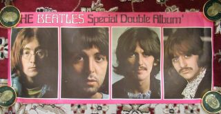 Beatles Vintage 1968 Uk