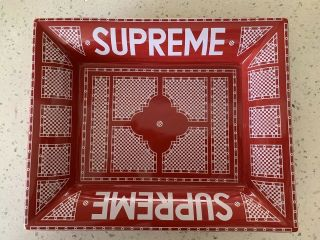 Supreme S/s 2012 Hermes Ceramic Ash Tray Valet Tray Rare Collectible