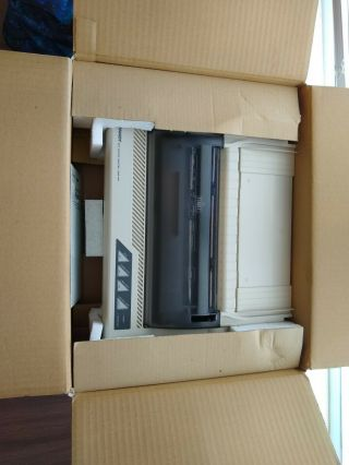 Vintage TANDY 1000 HX 1000HX Computer in boxes with monitor & printer 10
