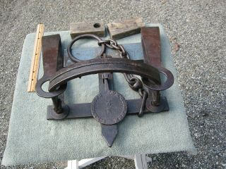 S Newhouse Kenwood Number 5 Trap
