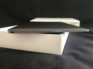 RARE 16GB Space Gray MacBook 1.  2Ghz/16GB/256GB/ A1534 Z0TX0001C 5