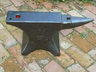 Very Rare Blacksmith Anvil Corsan Denton Burdekin & Co.  Sheffield