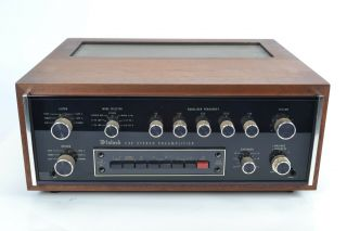 Mcintosh C32 Stereo Preamplifier - Phono Stage - Vintage Classic