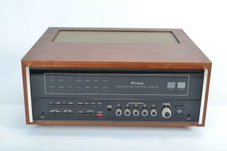 Mcintosh C35 Stereo Preamplifier - Phono Stage - Vintage Audiophile Classic
