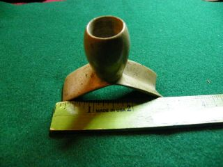 Extremely and Rare Hopewell Platform Pipe Indian Artifacts / Arrowheads 2