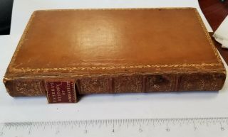 1781 Peters History Of Connecticut,  Very Rare First Edition
