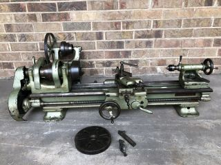 "Vintage South Bend 9 "" Metal Lathe"