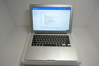 "Apple Macbook Air 13 "" A1466 I7 - 5650u 2.  2ghz - 8gb - No Ssd - C1mr86vtg943"