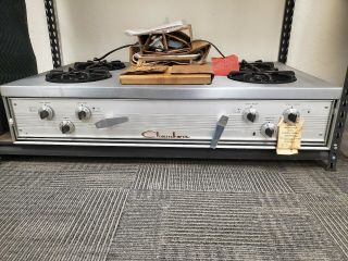 Chambers Vintage Gas Cooktop - 2