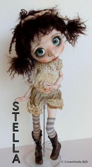 Rare Creamsoda Cream Soda Bjd Version Stella Doll