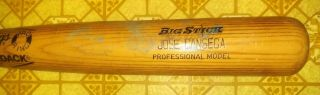 Jose Canseco Game Baseball Bat Rookie A
