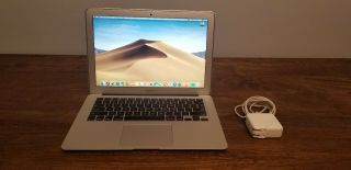 Rare 2013 13 Macbook Air 1.  7ghz (3.  3ghz Turbo) I7 8gb 512gb Ssd Top Of Line