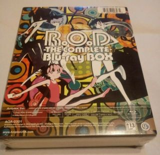R.  O.  D The Complete Bluray Box (OUT OF PRINT) RARE ANIPLEX 2