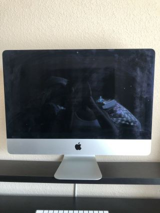 "Apple Imac 21.  5 "" Desktop - Mk452lla (late 2015) Rarely"