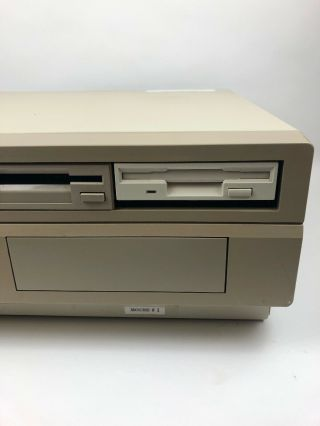 Vintage Commodore Amiga 2000 With Power Cord,  and 5