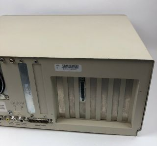 Vintage Commodore Amiga 2000 With Power Cord,  and 8