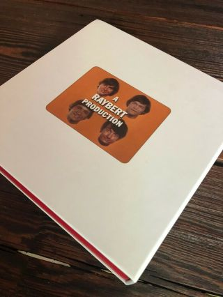 THE MONKEES The Complete Series Blu - ray 10 - disc box set RARE OOP 2