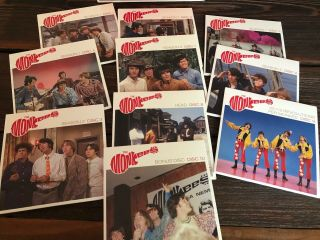 THE MONKEES The Complete Series Blu - ray 10 - disc box set RARE OOP 4