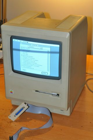 Vintage Apple Macintosh Quesse Total Systems Accelerator