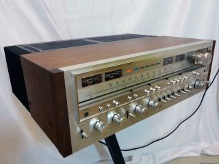 Vintage Pioneer Sx - 1280 Stereo Receiver.  Close To.  Serviced