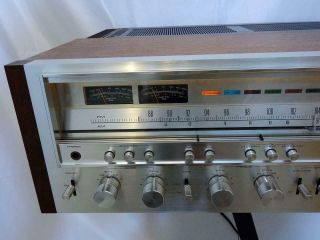 Vintage Pioneer SX - 1280 stereo receiver.  Close to.  Serviced 3