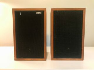 Rogers Ls 3/5a Vintage Monitors - Matched Speakers - Low Serial - Pro Serviced