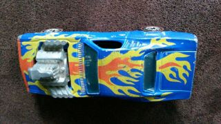 Hot Wheels Vintage Redliner Blue Rodger Dodger Bravour