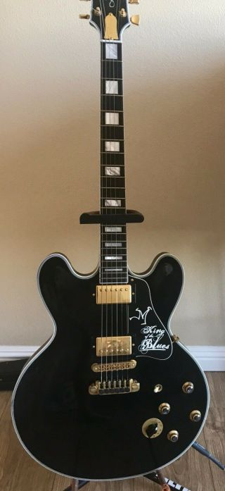 Rare 68 Of 150 Limited Edition Gibson Lucille