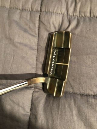 Rare Piretti Cottonwood Ii Prototype Welded Flow Neck And Hand Stamped
