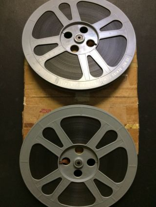 Vintage Movie 16mm Road to Morocco Feature 1942 Film Adventure Drama Comedy 2