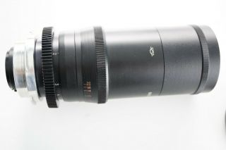 Very Rare Okc - 9 - 150 - 1,  F=150mm /2.  7 (t - 31),  Cine Lens Converted To Pl Mount,