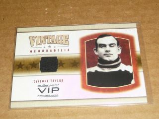 2003 In The Game Itg Vip Cyclone Taylor Vintage Memorabilia Skate Relic H4336