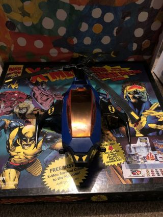 Vintage Rare 1986 Kenner Powers Batman Batcopter