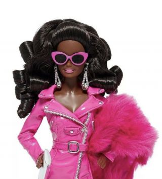 Limited Edition Moschino Barbie Doll Aa Met Gala Rare