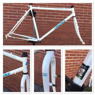 "Vintage 1991 Specialized Hardrock Frame & Rigid Fork 19 "" For 26 "" Wheels"